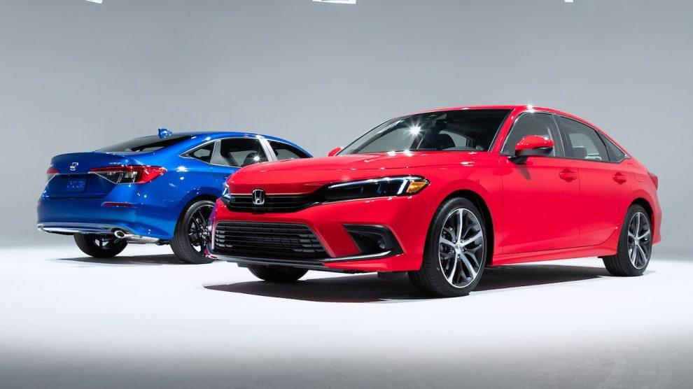 ¡Honda Civic Sedan 2022 de cerca!  El primer análisis en persona revela un elegante deslumbramiento.
