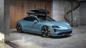 ¿Puede su caja de carga en el techo soportar velocidades similares a las de un Porsche usando una cinta de correr?