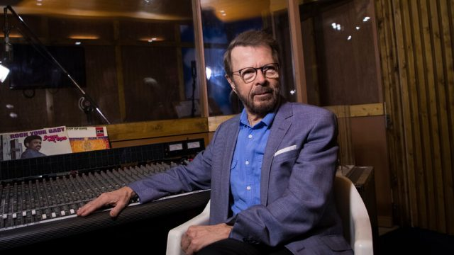 ¿Sobrevivirán las composiciones a la transmisión?  Bjorn Ulvaeus de Abba está preocupado.