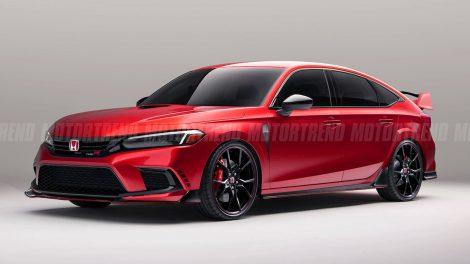 2022 Honda Civic Type R: lo que sabemos sobre el Hot Hatch