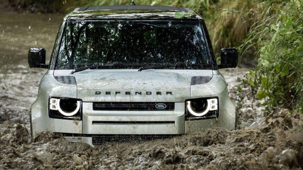 A medida que se acerca el futuro electrificado, Jaguar Land Rover intenta reinventarse