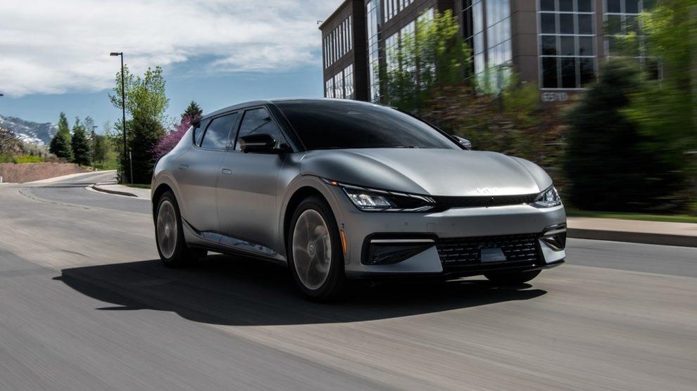 Análisis inicial del Kia EV6 2022: la era eléctrica se calienta