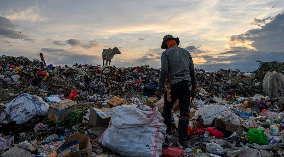 Aquí está quién está detrás del aumento global de plásticos de un solo uso