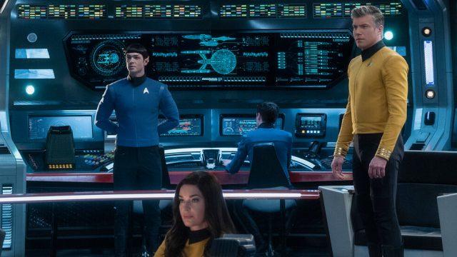 Bob Esponja, 'Star Trek' y los deportes generan suscripciones de Paramount +.
