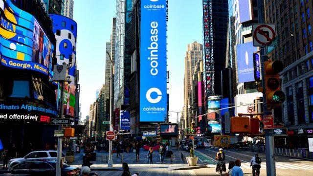 Coinbase obtuvo $ 771 millones en ganancias en el primer trimestre, beneficiándose de la criptomanía.