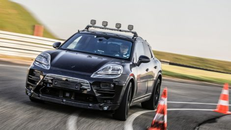 Confirmado: el SUV eléctrico Porsche Macan llegará en 2023