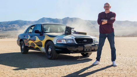 Desafío aceptado: detrás de escena en Top Gear America con Rob Corddry