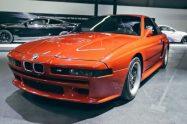 El BMW M8 definitivo es un prototipo de 12 cilindros de la década de 1990.