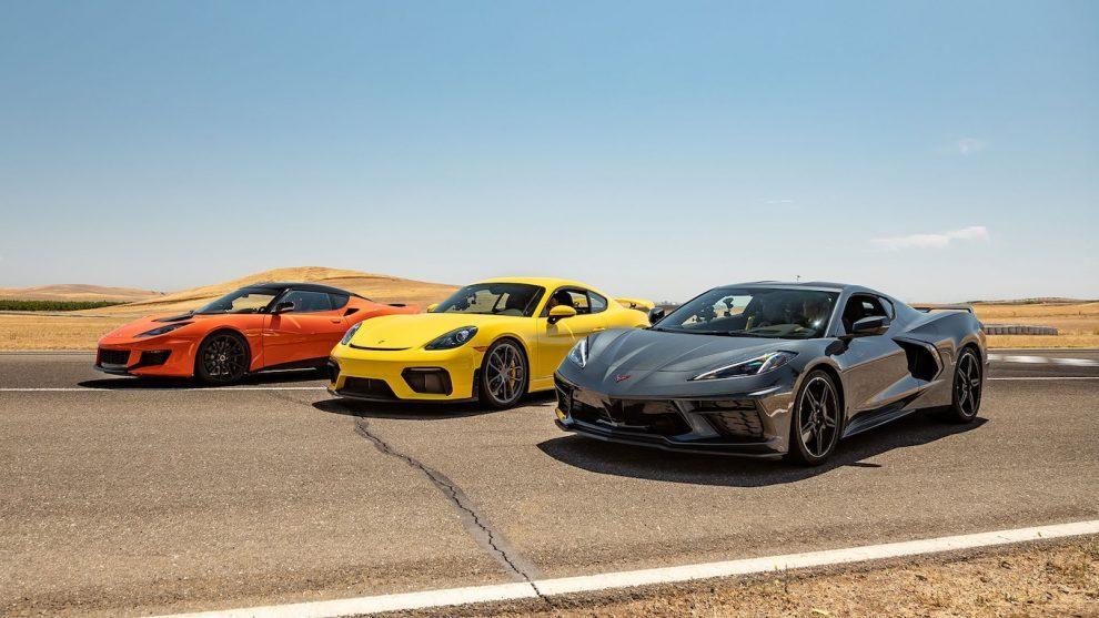 El mejor auto para conductores de menos de $ 100,000, según Top Gear America