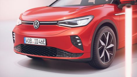 En qué se diferenciará el Volkswagen ID4 AWD 2021 del Euro GTX