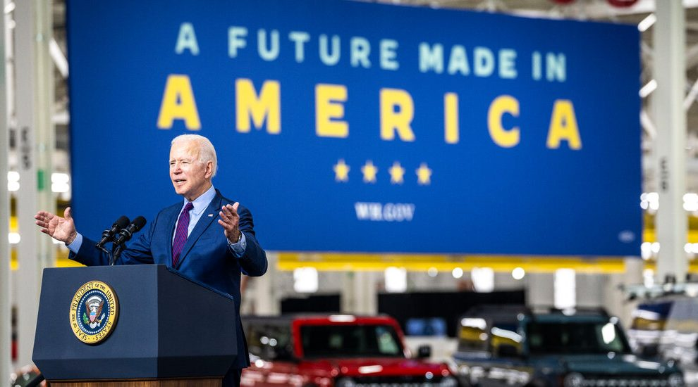 Es hora de endurecerse y la táctica climática de Biden se enfrenta a grandes obstáculos