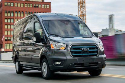 Ford listo para lanzar E-Transit EV Van - ¡por casi cincuenta mil (!)
