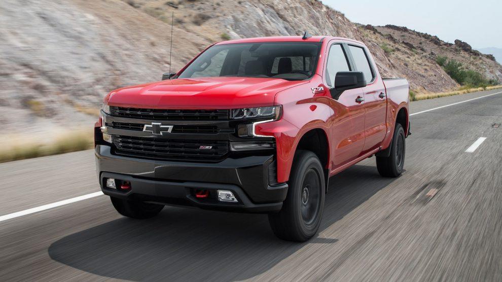 La Chevrolet Silverado 1500 2022 debería tener una nueva cara