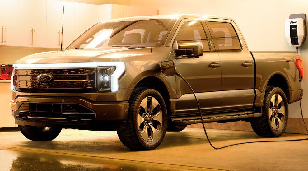 La camioneta eléctrica F-150 de Ford está destinada a ser el modelo T de vehículos eléctricos