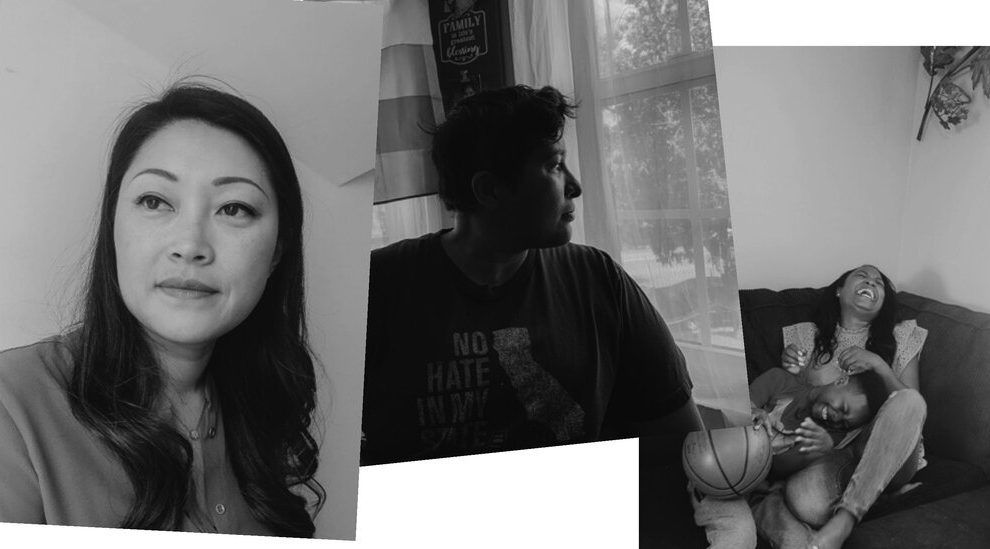 Los rostros de las madres que han soportado el peso de la pandemia