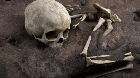 Puedes huir de la arqueología, pero no puedes esconderte
