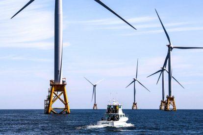 Se espera la aprobación final para el primer gran parque eólico marino del país