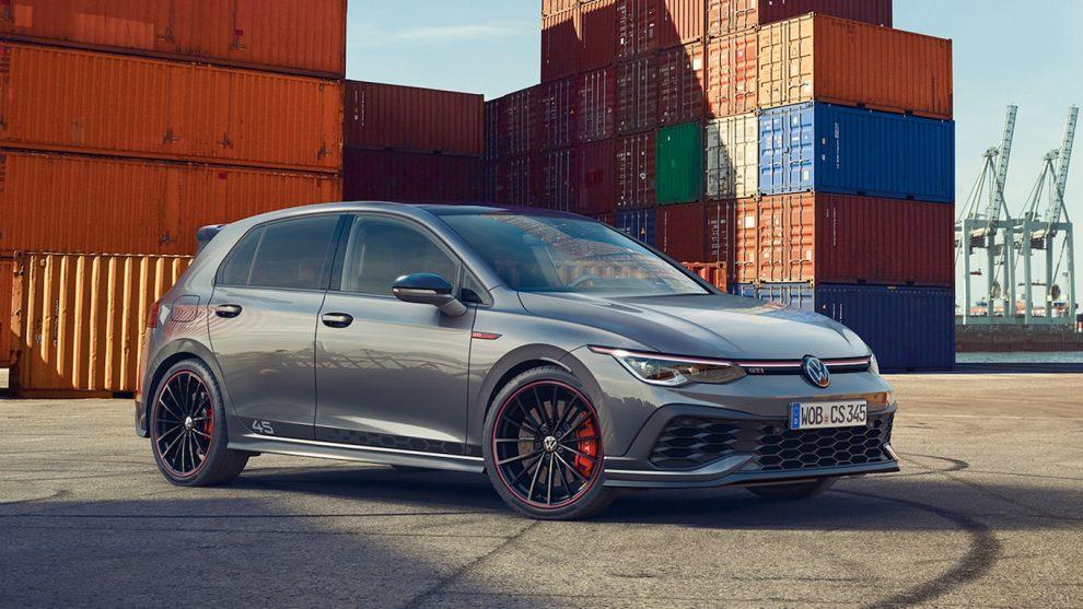 Volkswagen eleva el Golf GTI Clubsport a 45