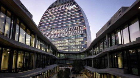 edificios bbva