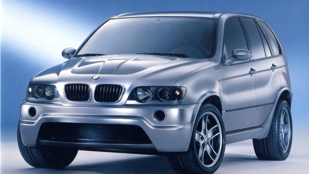Antes del X5 M, BMW construyó un salvaje prototipo V-12 de 700 HP