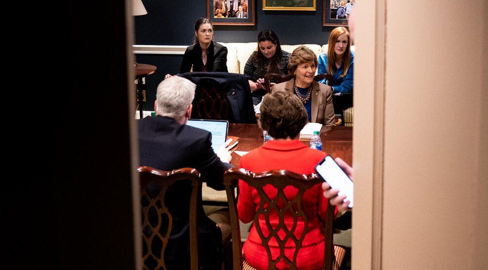 Biden y senadores acuerdan acuerdo de infraestructura bipartidista