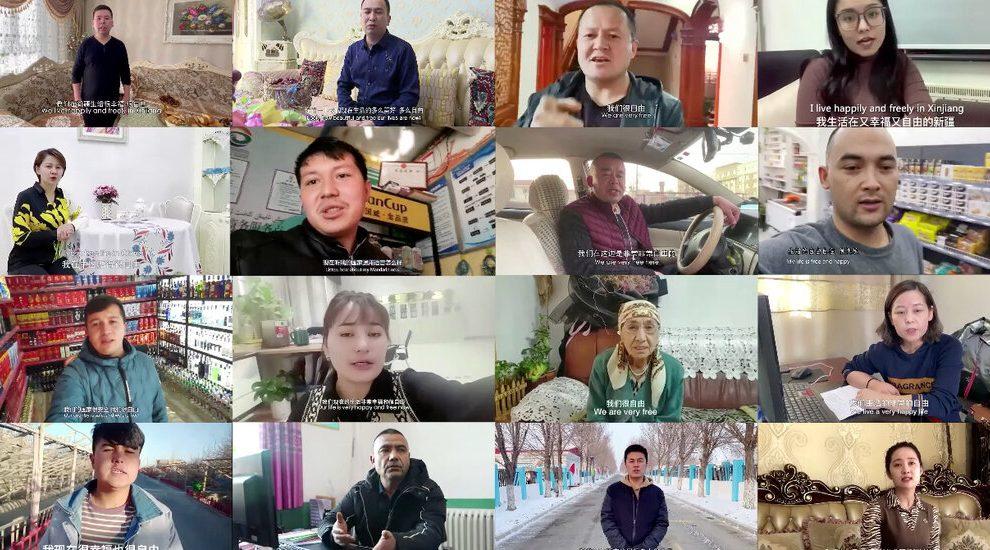Cómo China difunde propaganda sobre los uigures en Xinjiang