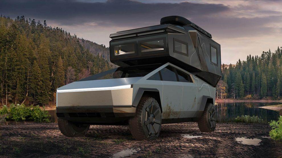 Cybertruck y R1T Campers de Loki Basecamp están locos (y extremadamente caros)