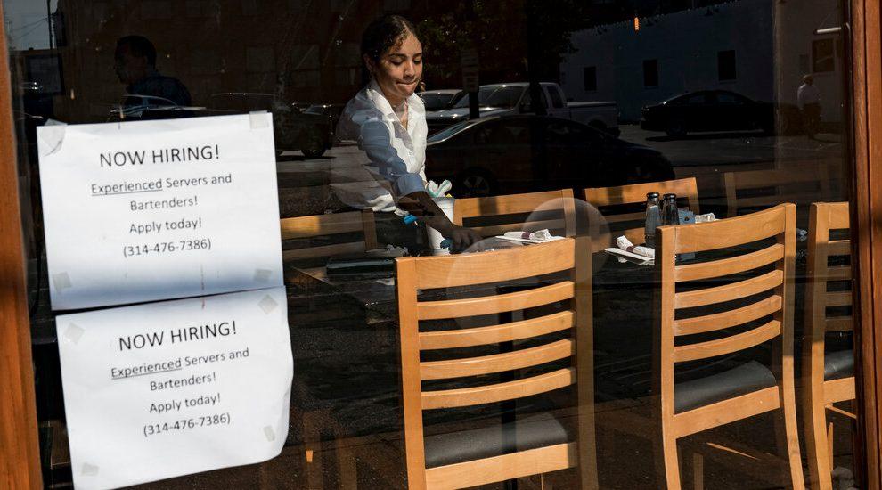 Donde se han recortado las prestaciones por desempleo, los puestos de trabajo siguen siendo difíciles de cubrir