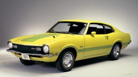 El Ford Maverick tiene un homónimo apropiado en el automóvil compacto de la década de 1970