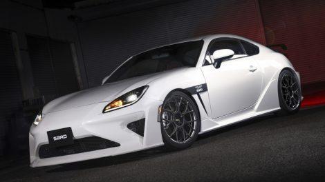 """El Toyota GR 86 sintonizado de SARD parece listo para competir en """"Gran Turismo"""""""