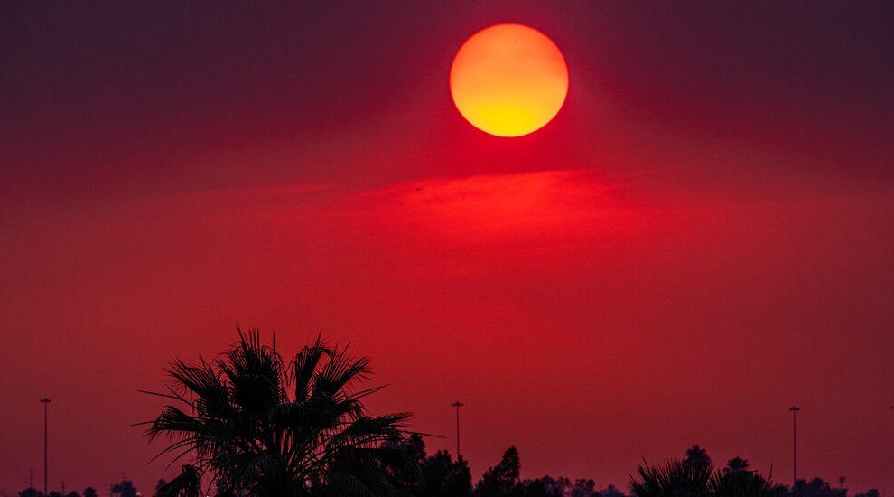 El cambio climático golpea el oeste incluso antes del comienzo del verano