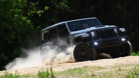 El paquete Jeep Wrangler Xtreme Recon 2022 está hecho para el todoterreno extremo