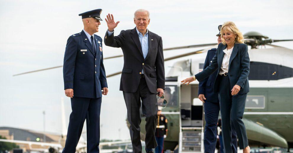 Estados Unidos y Europa buscan un alto el fuego arancelario mientras Biden lidera en el extranjero