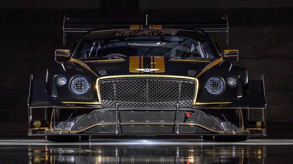 Este Bentley Continental GT from Hell correrá hacia los cielos en Pikes Peak