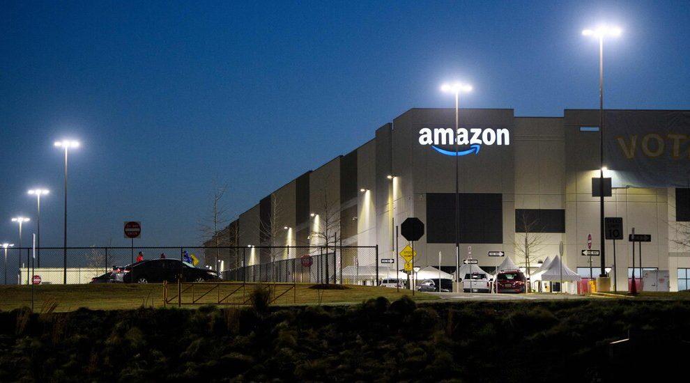 Los Teamsters ven un nuevo énfasis en la organización de los trabajadores de Amazon.