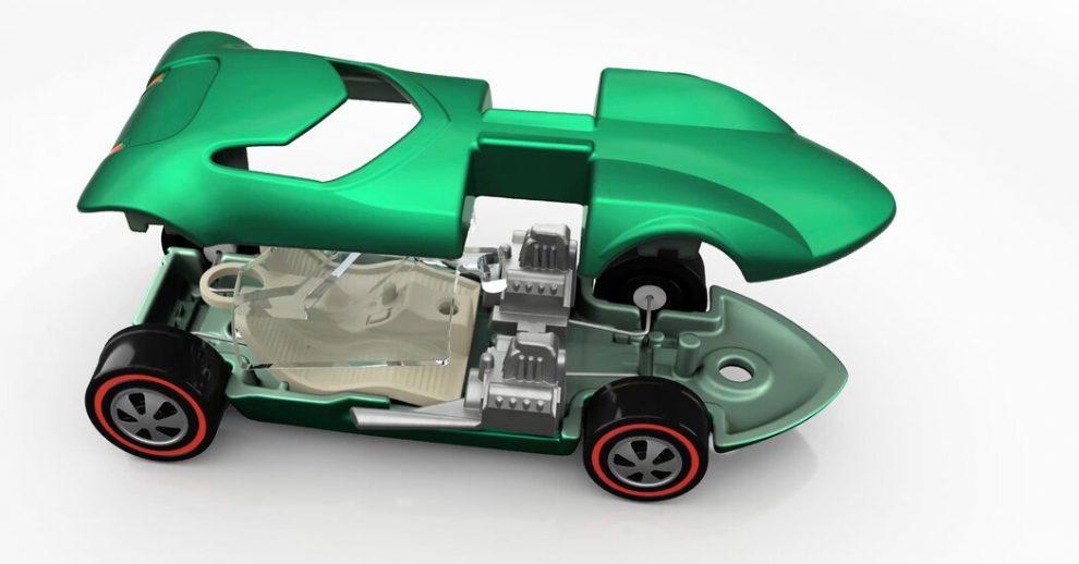 Mattel se une a NFT Frenzy con el arte digital de Hot Wheels