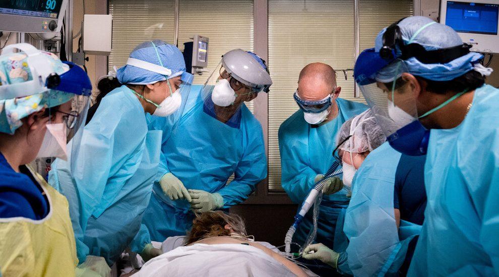 OSHA emite la regla de seguridad en el lugar de trabajo de Covid, pero solo para el cuidado de la salud
