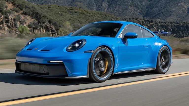 Primera prueba del Porsche 911 GT3 2022: bueno, esto no es solo súper especial