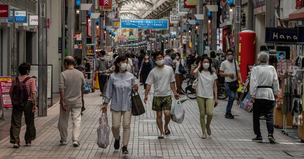 ¿Inflación?  No en Japón. Y esa podría ser una llamada de atención para EE. UU.