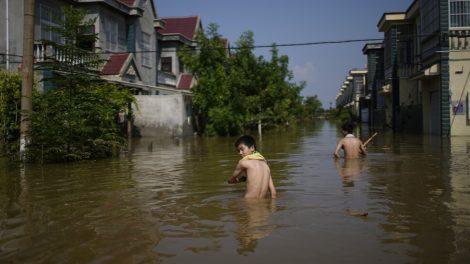 A medida que China crecía, no tuvo en cuenta el cambio climático.  Ahora debes hacerlo.