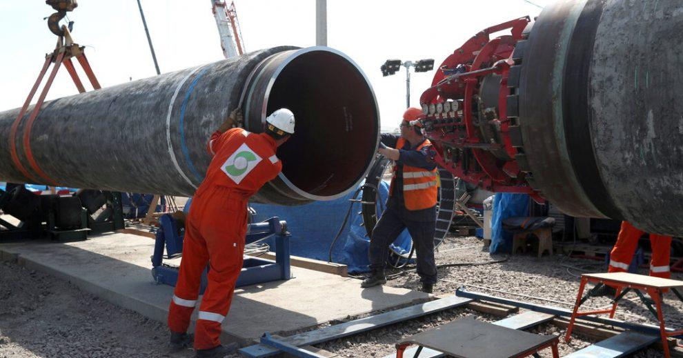 De acuerdo con Alemania, EE. UU. Elimina la amenaza de bloquear oleoductos rusos