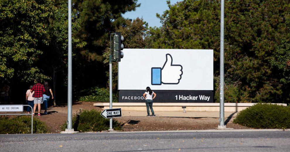Disputa de la Casa Blanca expone el punto ciego de Facebook en la desinformación