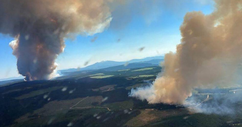 El cambio climático impulsó récords extremos de ola de calor occidental, resultados de análisis