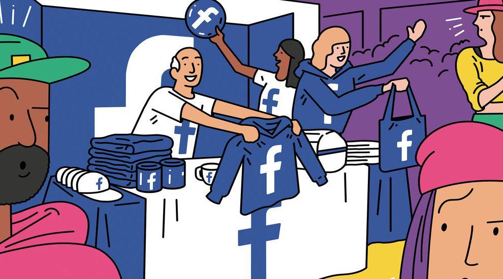 Facebook quiere cortejar a los creadores.  Puede ser difícil de vender.