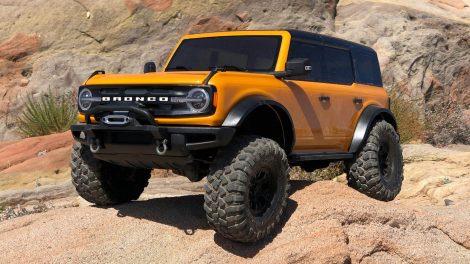 Hay un Ford Bronco eléctrico y lo sacamos de la carretera
