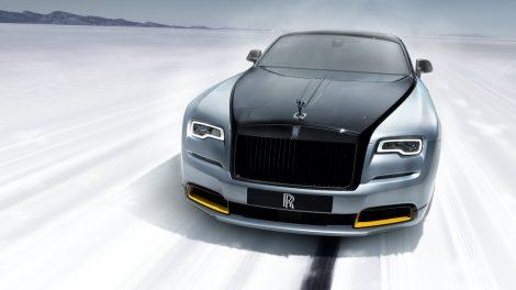 La colección Rolls-Royce Landspeed es un lujo ligeramente salado