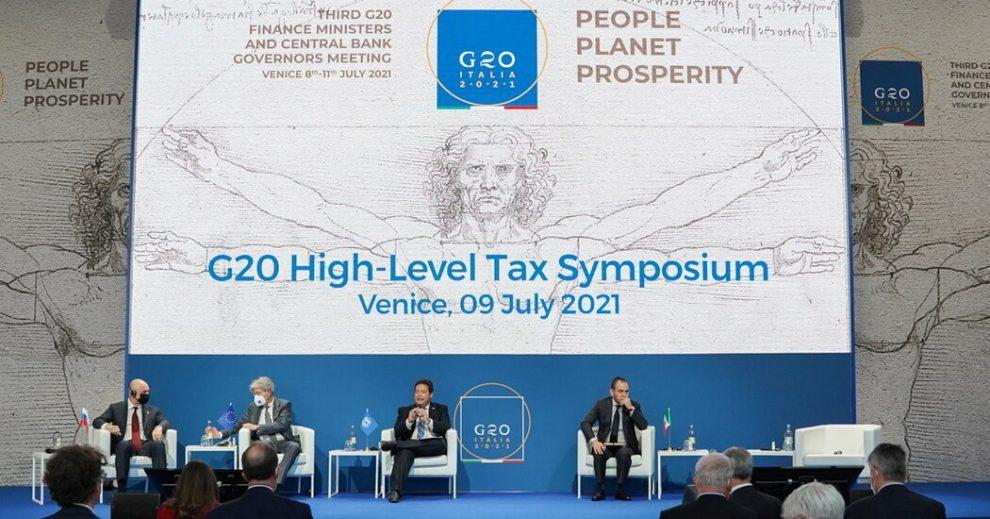 La revisión fiscal mundial gana fuerza a medida que el G20 respalda nuevas tasas