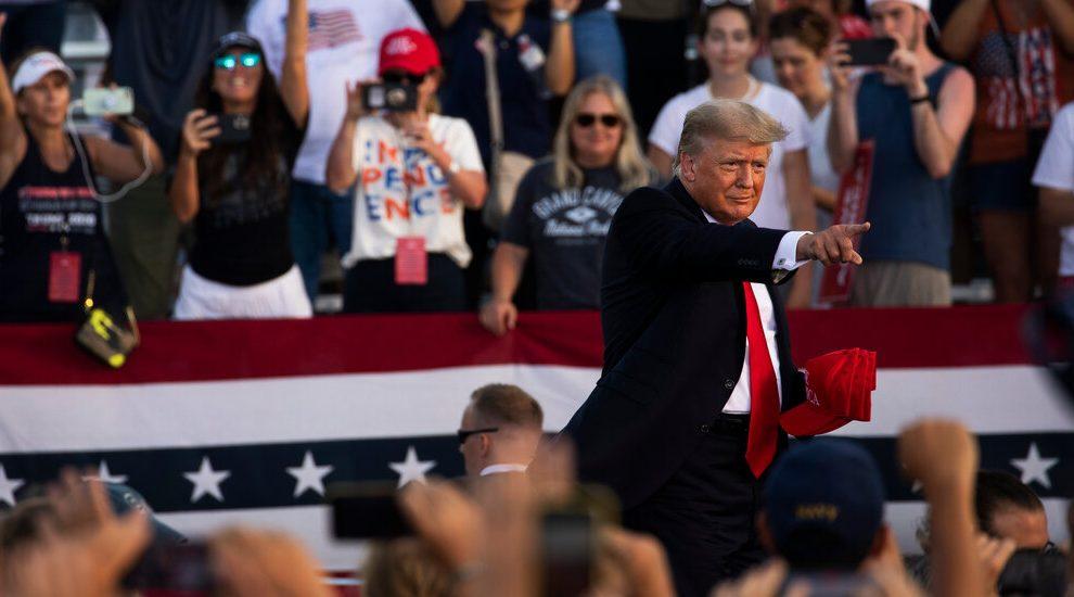 Las demandas de Trump contra los gigantes tecnológicos se enfrentan a grandes obstáculos de la Primera Enmienda