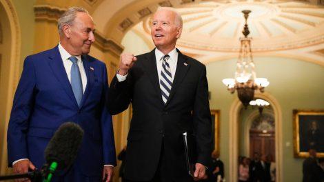Los demócratas lanzan un presupuesto de $ 3.5 billones para cumplir con la amplia agenda de Biden