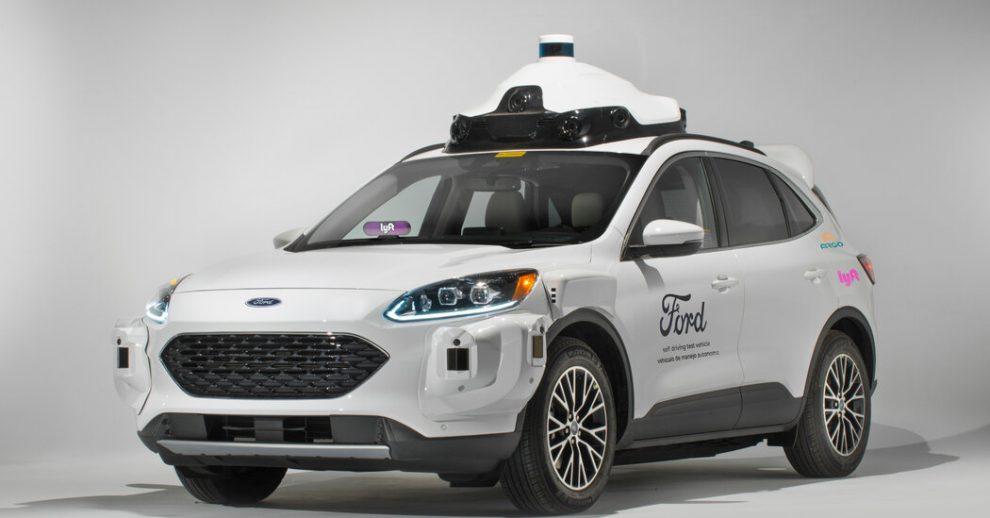 Lyft se asociará con Ford y una puesta en marcha de automóviles autónomos para ofrecer viajes en Miami.